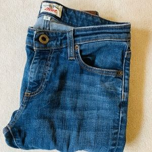 Like New Fossil vintage look boot cut jeans  (28)